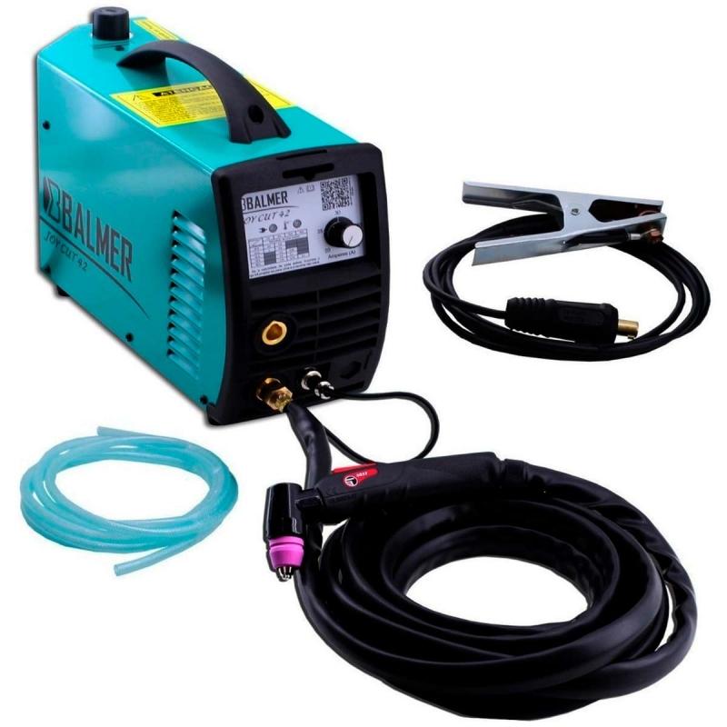 Maquina De Corte Plasma Manual Balmer Cut 42 Mono 220v