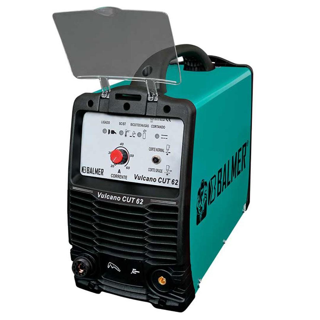 Máquina de Corte Plasma Manual BALMER VULCANO CUT 62 TRI 380V