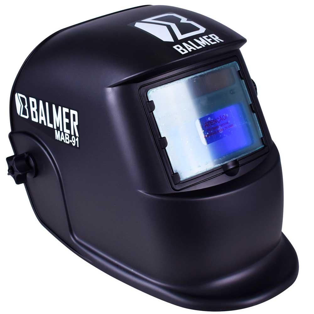 Máscara Automática para Solda Sem Regulagens Mab 91 Balmer