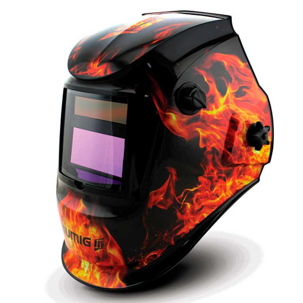 Máscara de Solda Automática 9-13 Sumig Fire
