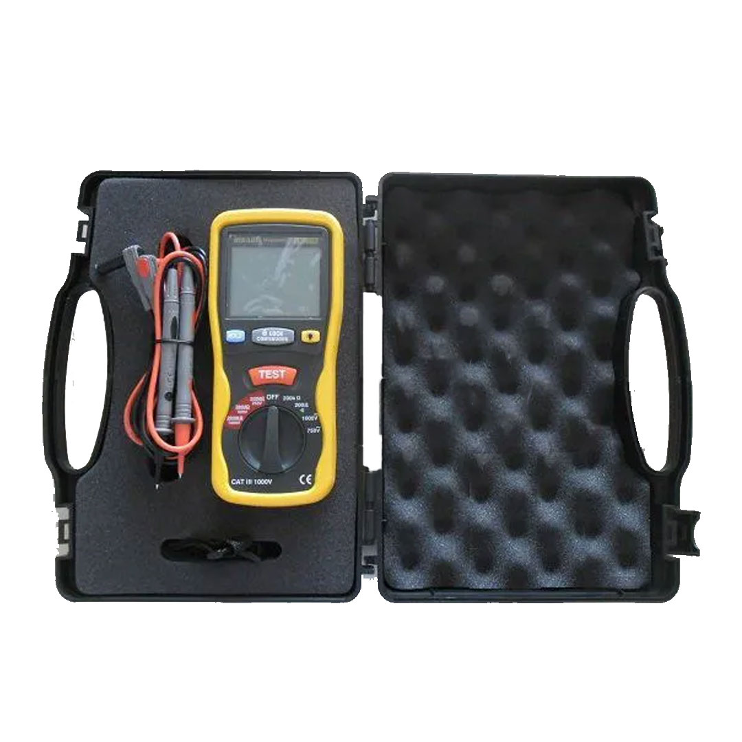 Megômetro Digital HIKARI HMG-550 - 21N070