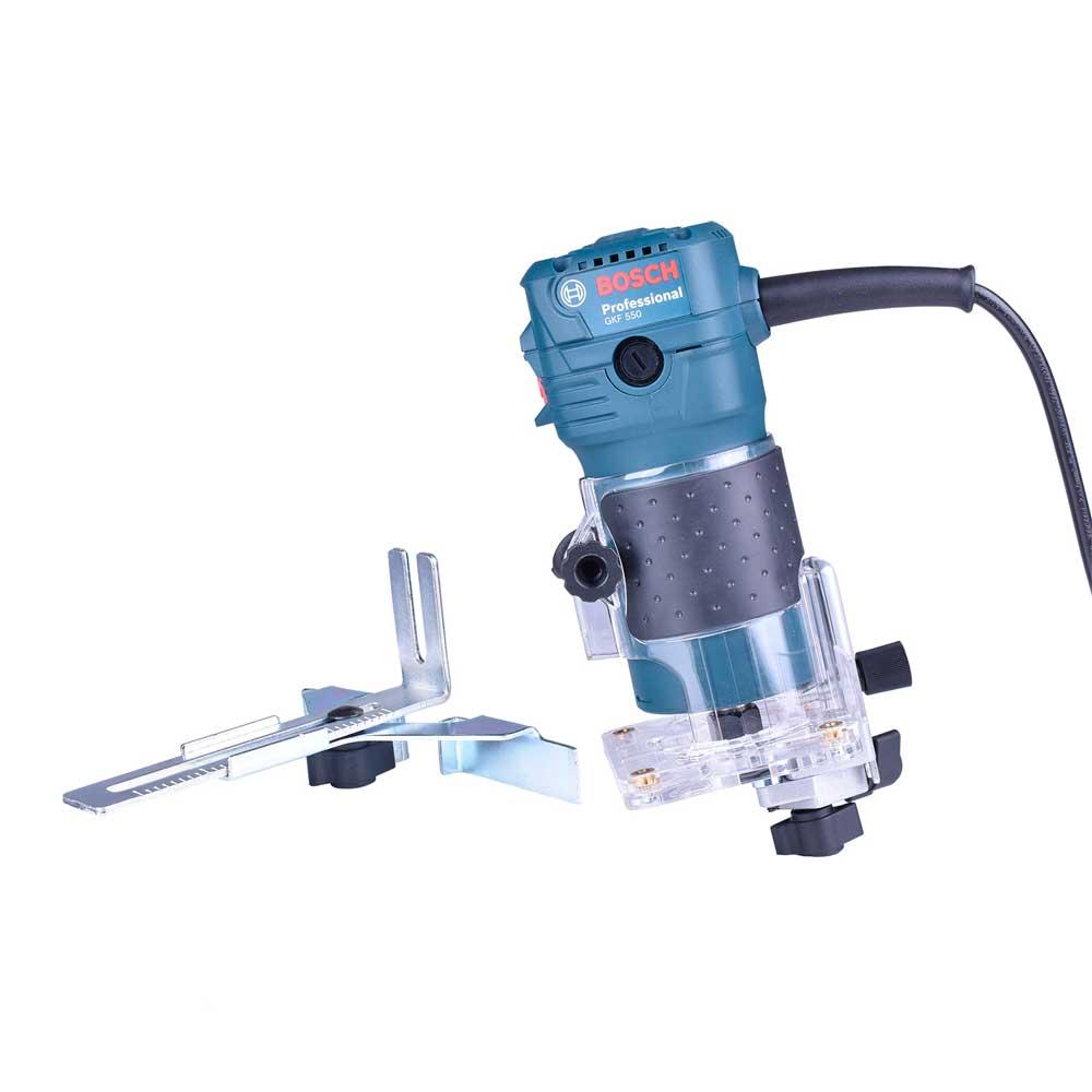 Tupia GKF550 550W Bosch com 2 Pinças 220V