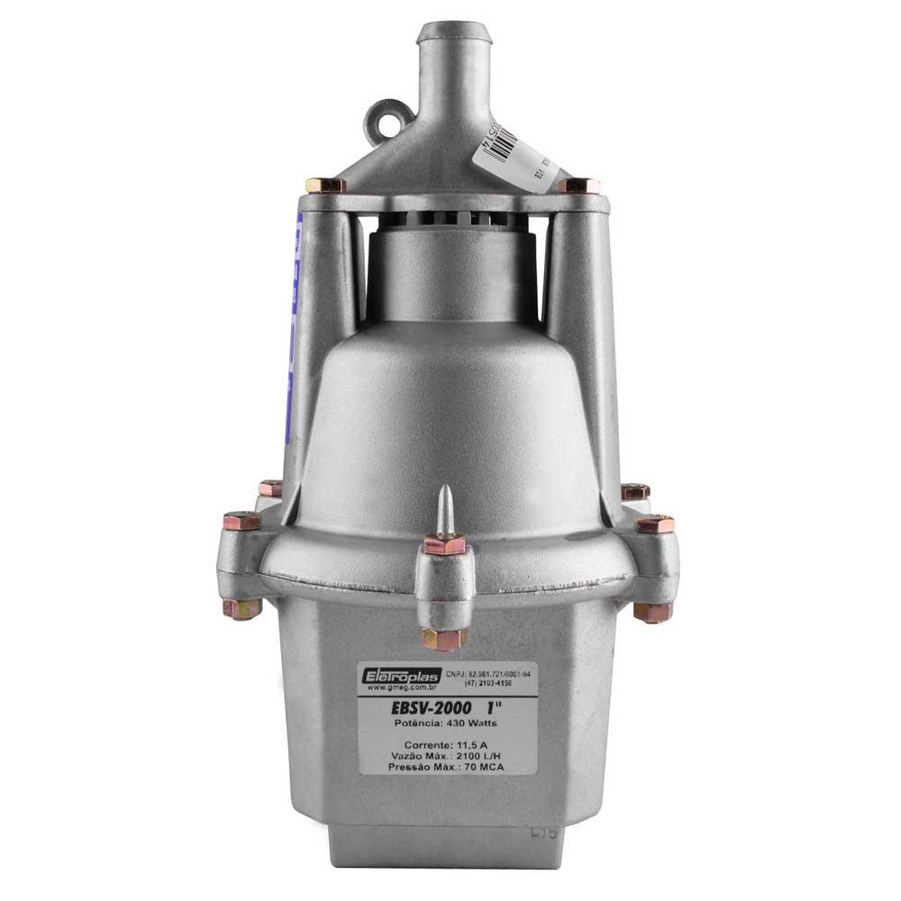 Moto Bomba Vibratória Submersa EBSV-2000 - Eletroplas