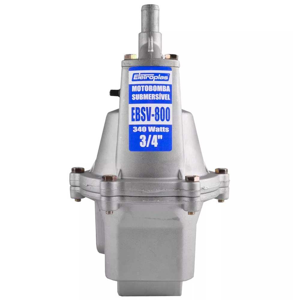 Moto Bomba Vibratória Submersa EBSV-800 - Eletroplas