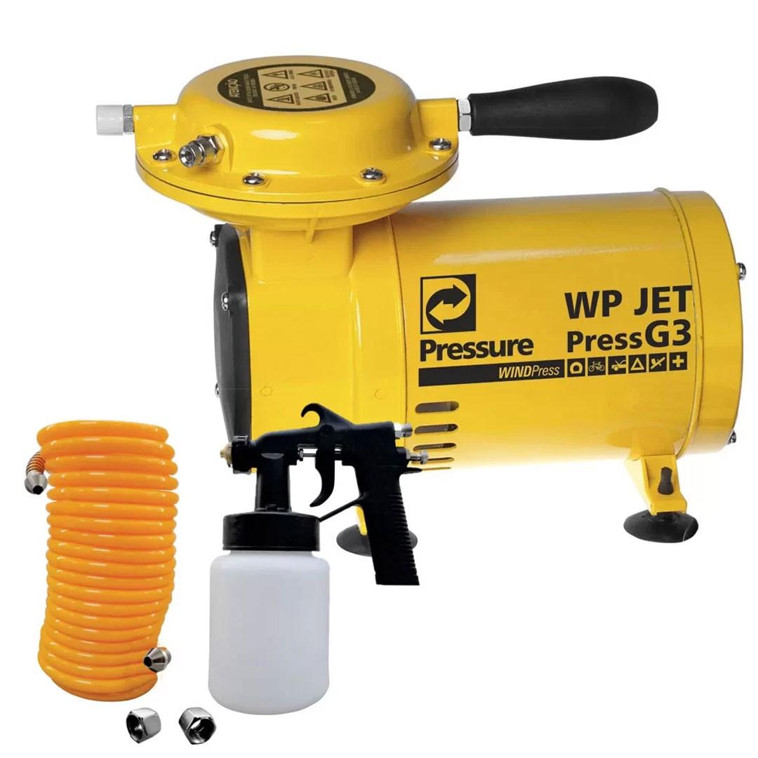 Motocompressor Ar Direto JET PRESS G3 Mono PRESSURE