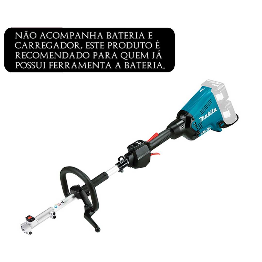 Multifuncional a Bateria 36V (18v+18v) s/ Bateria s/ Carregador DUX60Z Makita