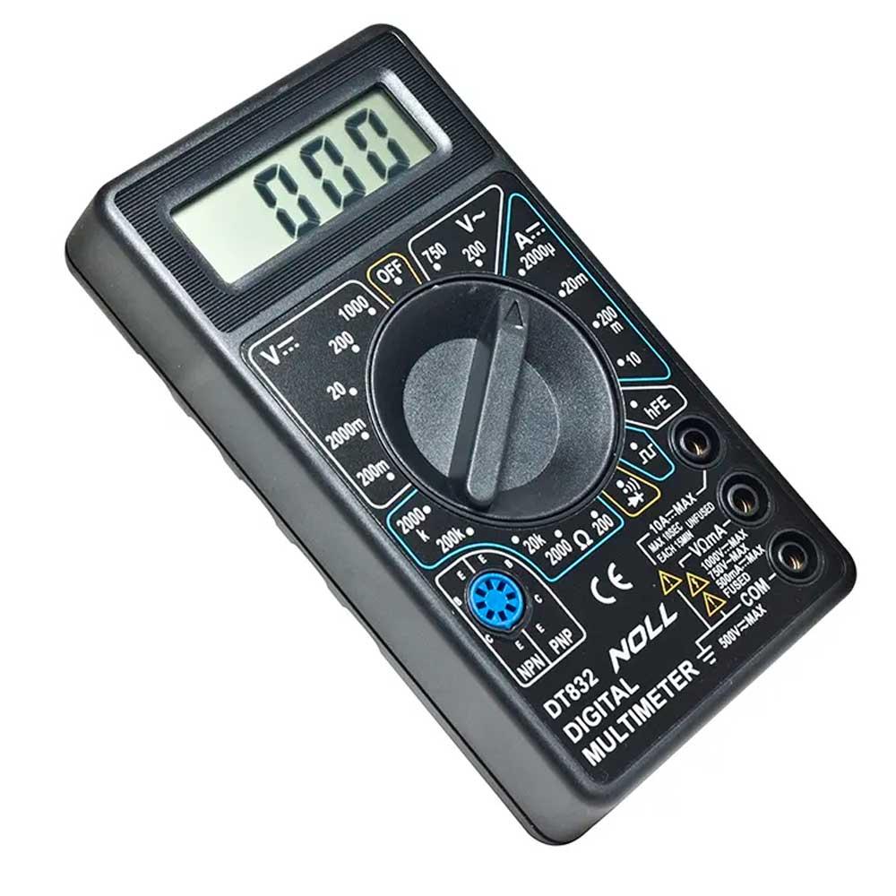 Multímetro Digital DT 832 - ZAAS-2330001
