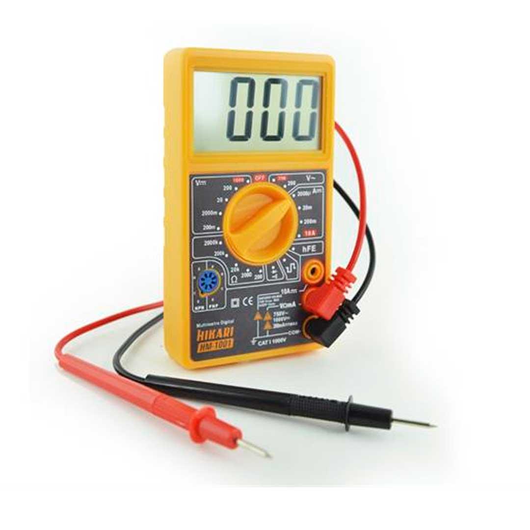 Multimetro Digital Hikari Hm-1001 - 21N240
