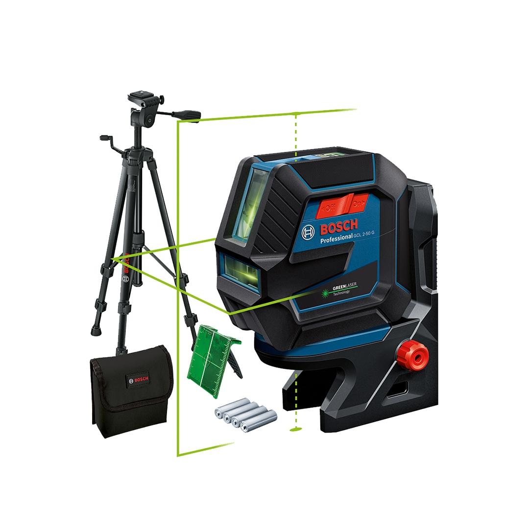 Nivel A Laser Bosch GCL 2-50 G Verde 0601066M01