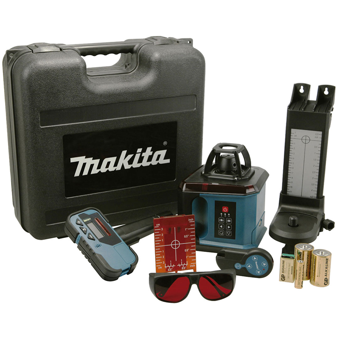 Nível a Laser Rotativo 200mts MAKITA SKR200Z