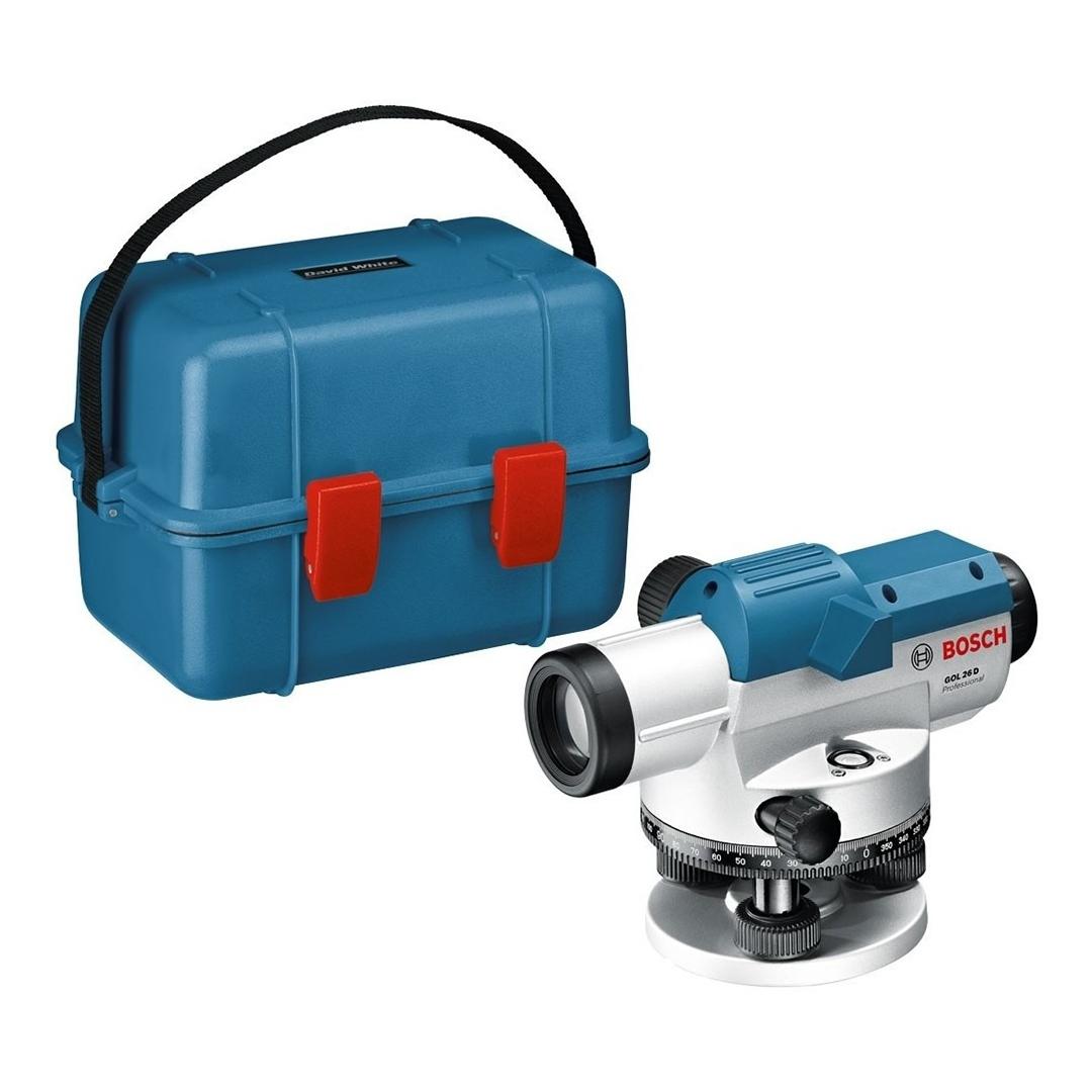 Nivelador Optico Bosch GOL26 - 0601068000