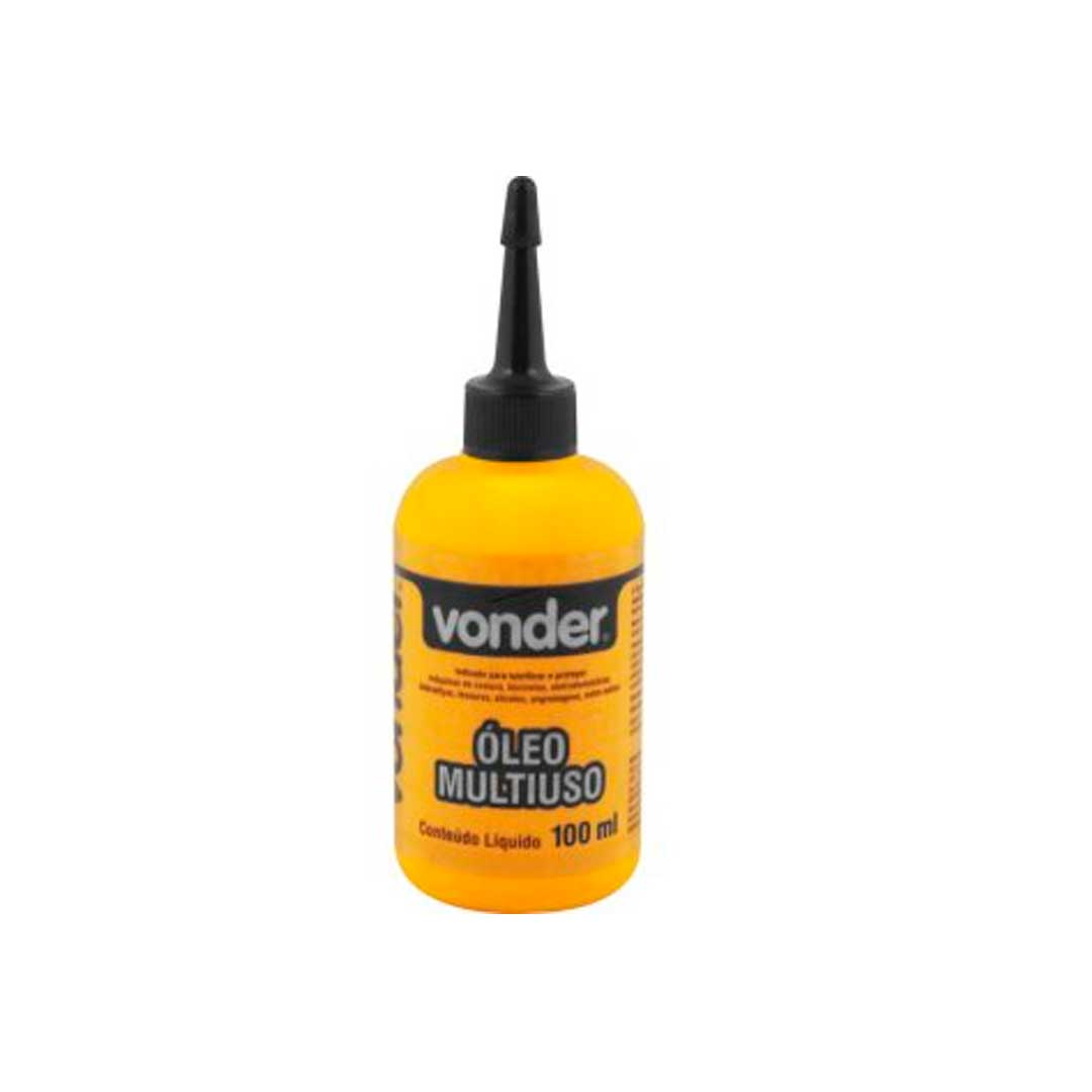 Oleo Multiuso 100ml Vonder - 51 99 040 243