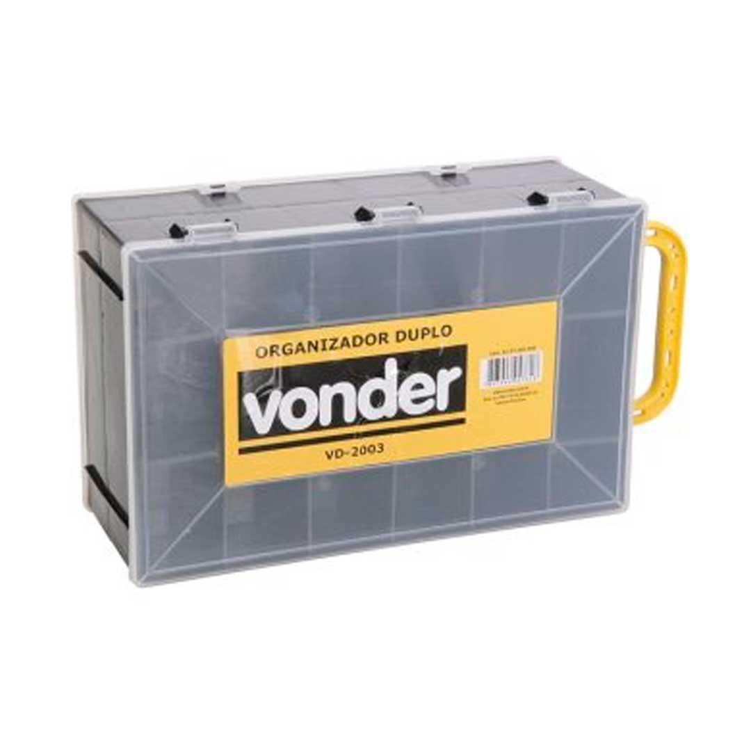 Organizador Duplo Vd2003 Vonder 61 07 200 300