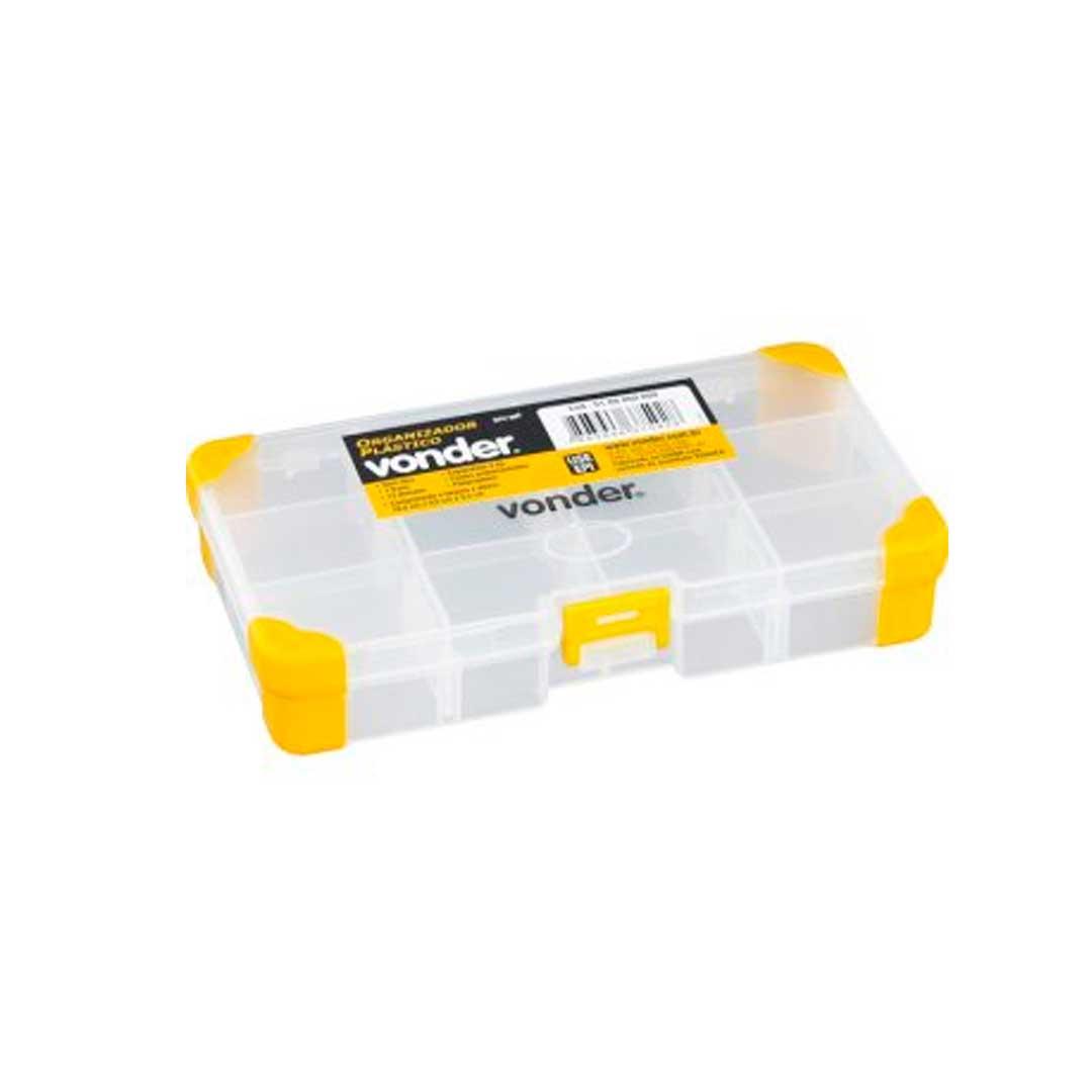 Organizador Plastico Opv 060 Vonder - 61 08 060 000