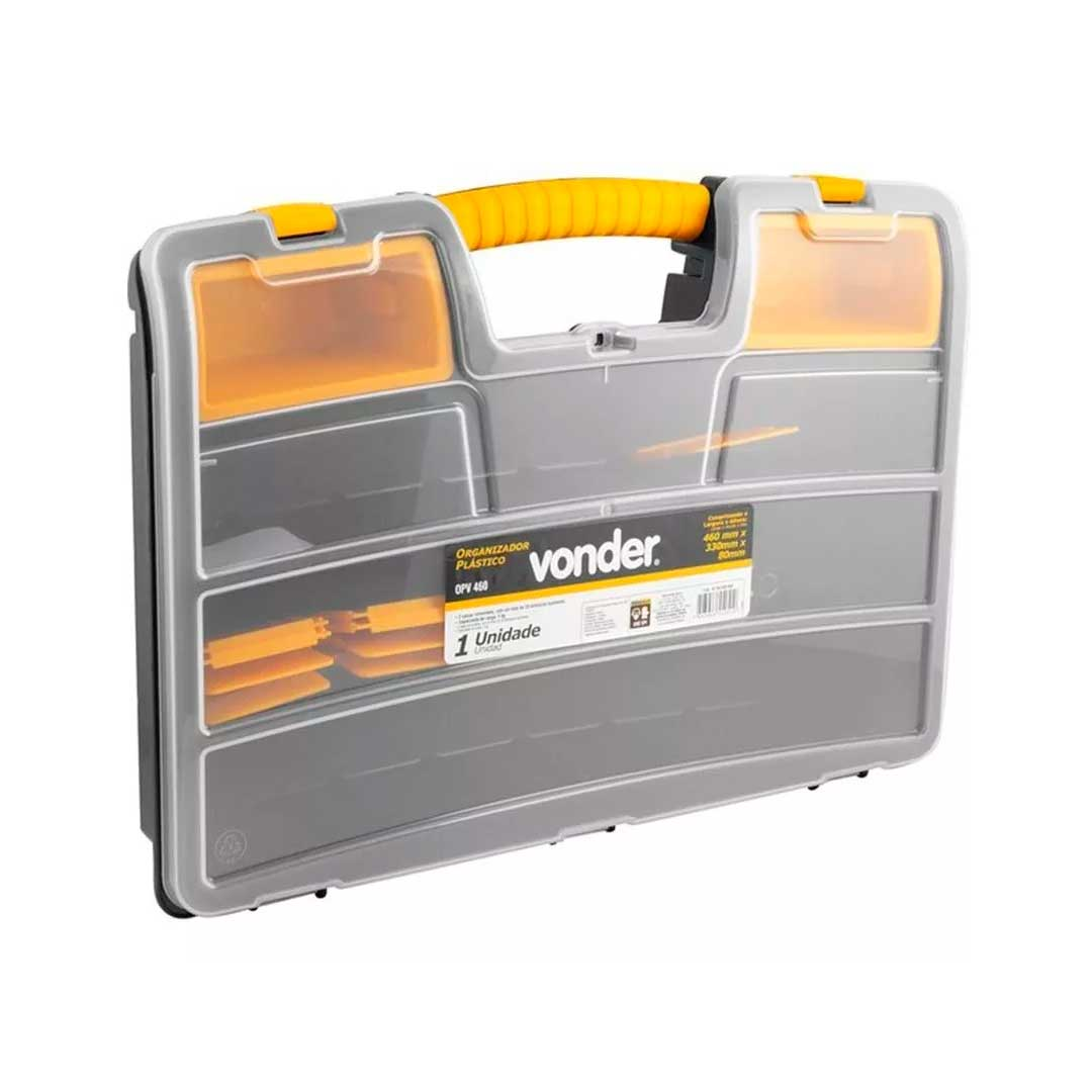 Organizador Plastico Opv 460 Vonder - 61 08 300 460