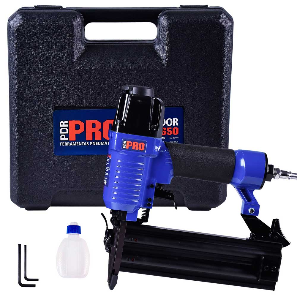 Pinador Pneumático 15-50Mm Pro-650 LDR-PRO