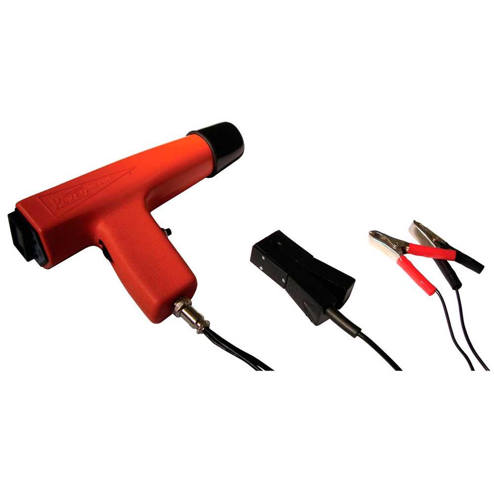 Pistola Estroboscópica Digital com Avanço e Funções de Voltímetro e Rpm 108603 - Raven