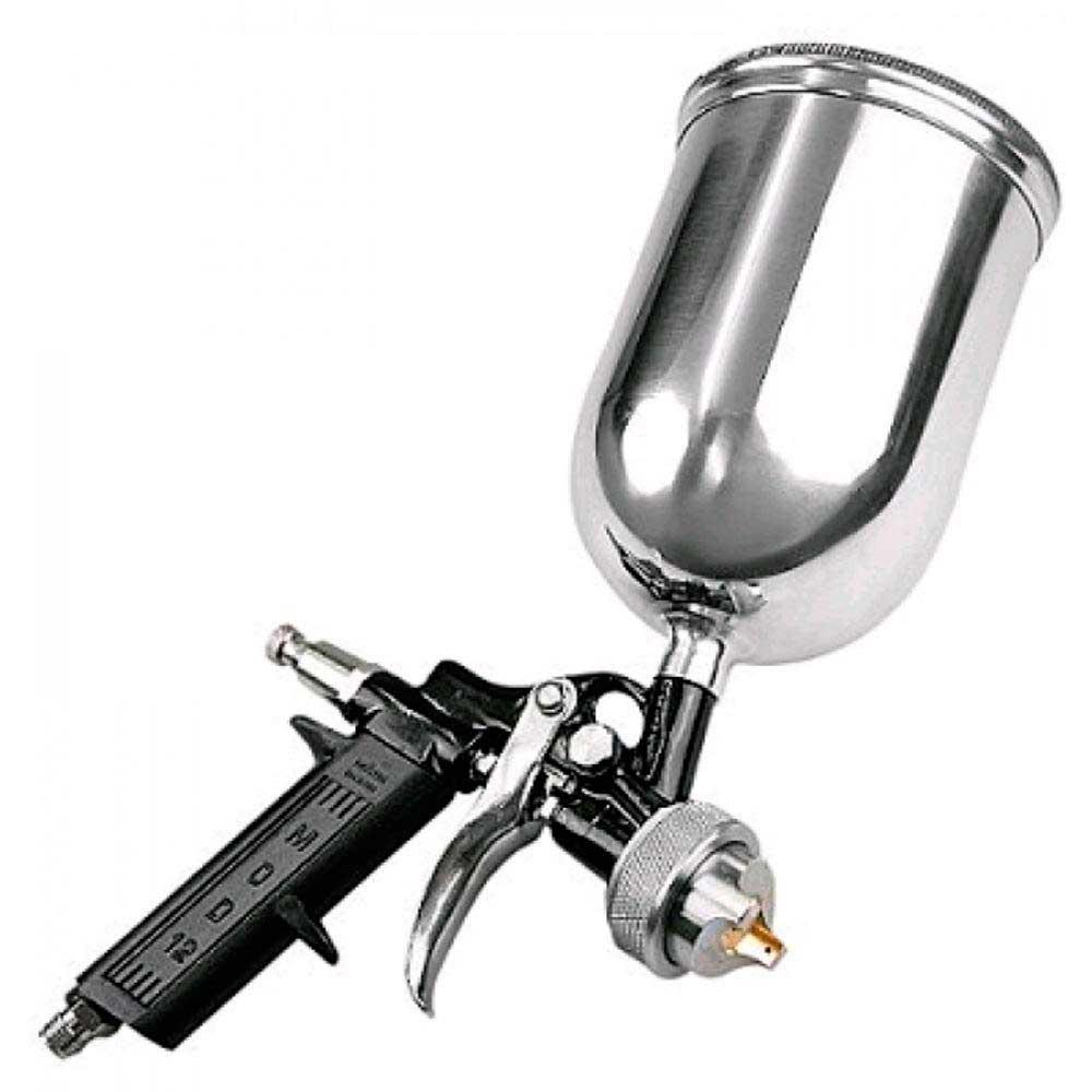 Pistola Tipo Gravidade Mod12-E Arprex - Colas/Resinas, 850ml, Bico 2,5mm