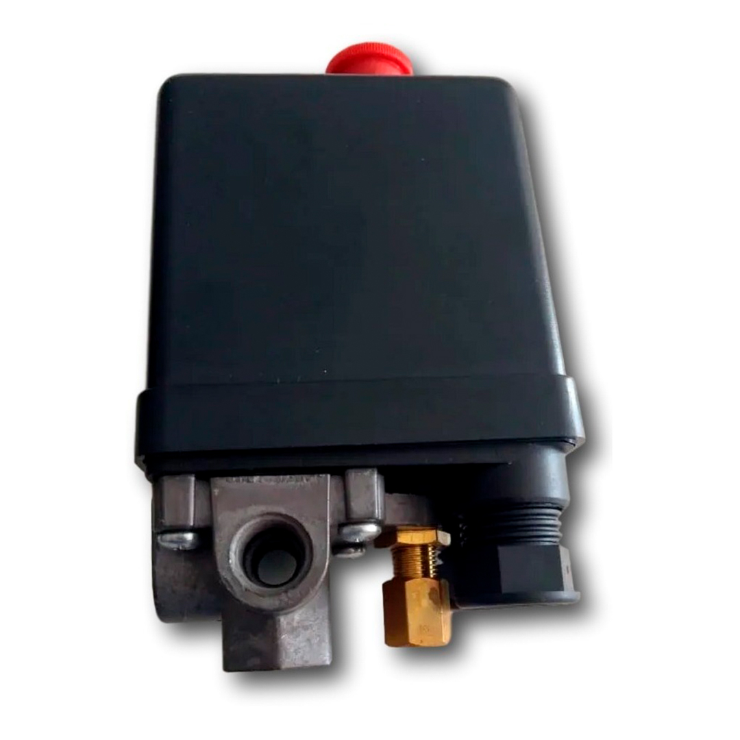 Pressostato C/ Botao 3 Vias Motocompressor MAM Motomil 5785.3