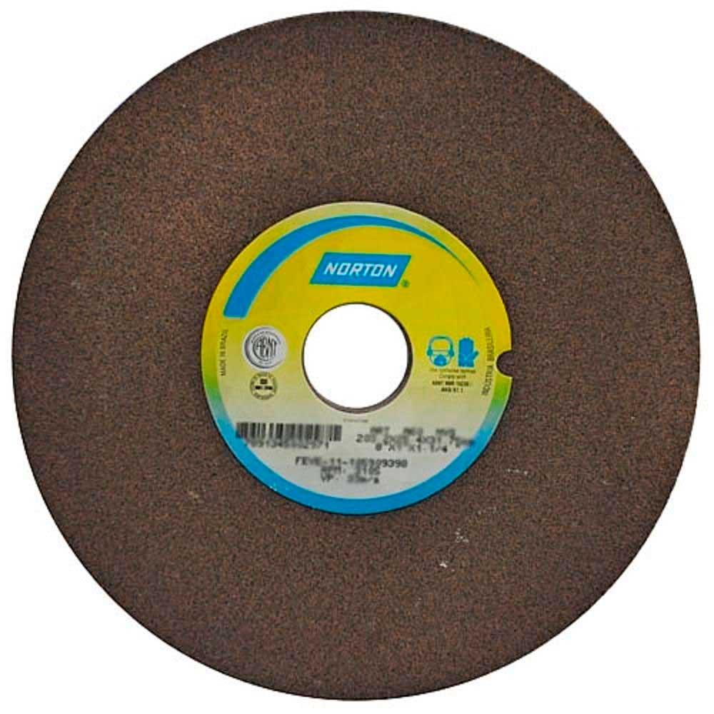 Rebolo Uso Geral A46 OVS 60K 203,2 X 25,40 X 31,8 - NORTON