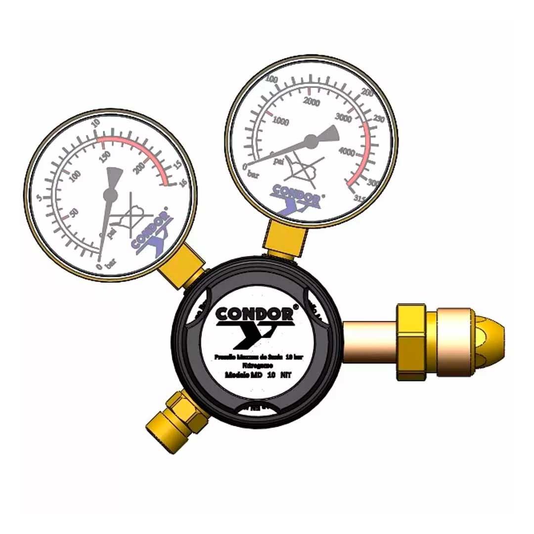 Regulador Pressao Nitr. Condor-Md 10-407781