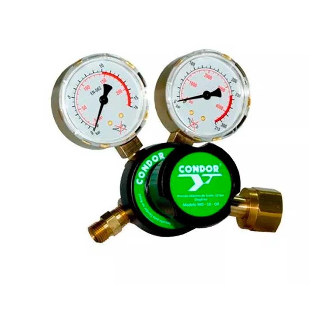 Regulador Pressao Oxigenio Condor-Md-10-Ox-407782