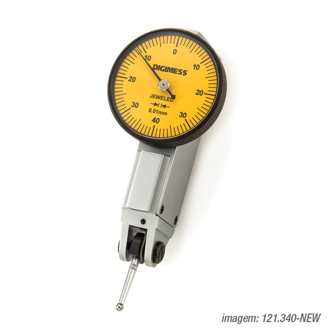 Relógio Apalpador 0,8 X 0,01mm DIGIMESS - 121.340NEW