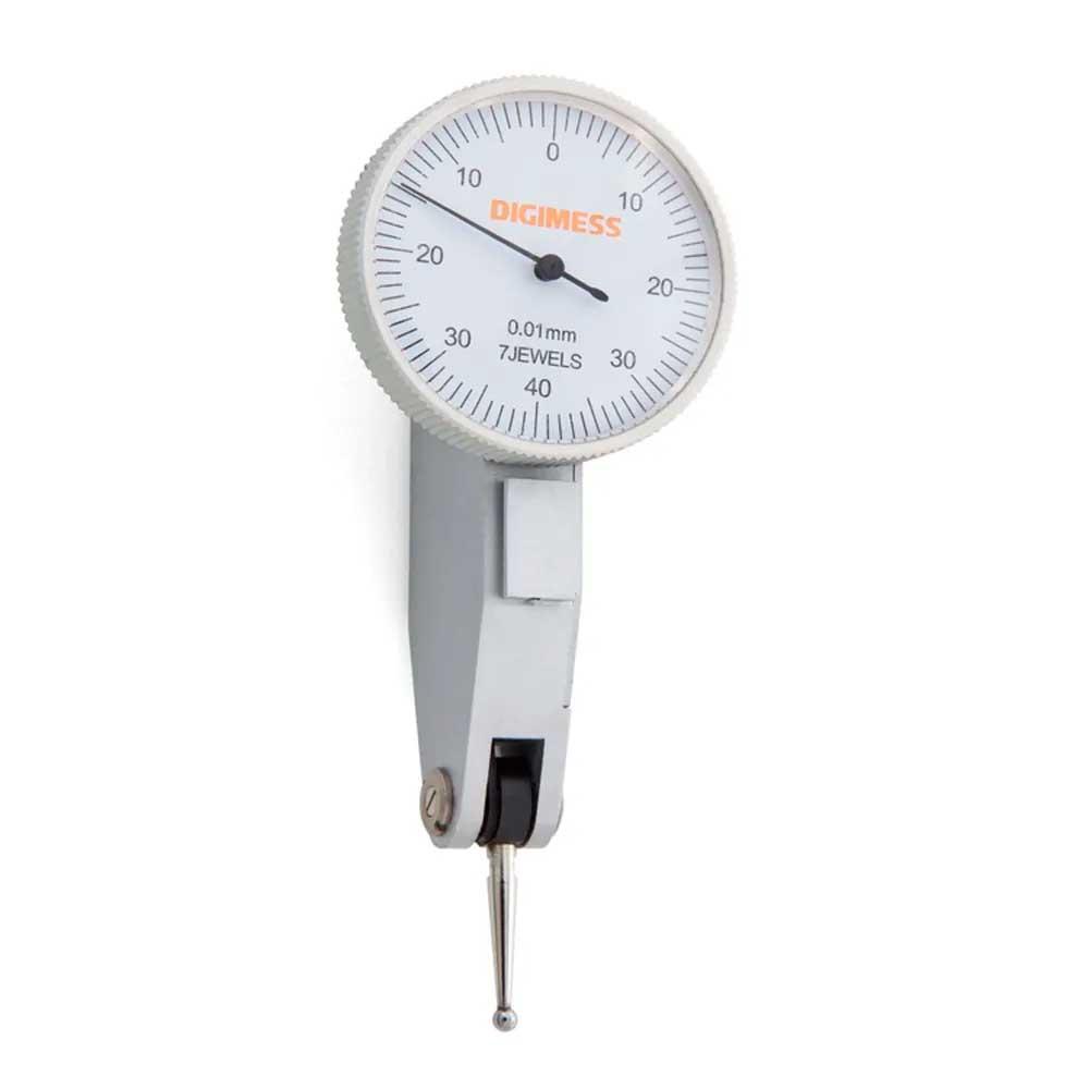 Relógio Apalpador de Alta Precisão Capacidade 0,8mm Resolução 0,01mm Digimess 121.342