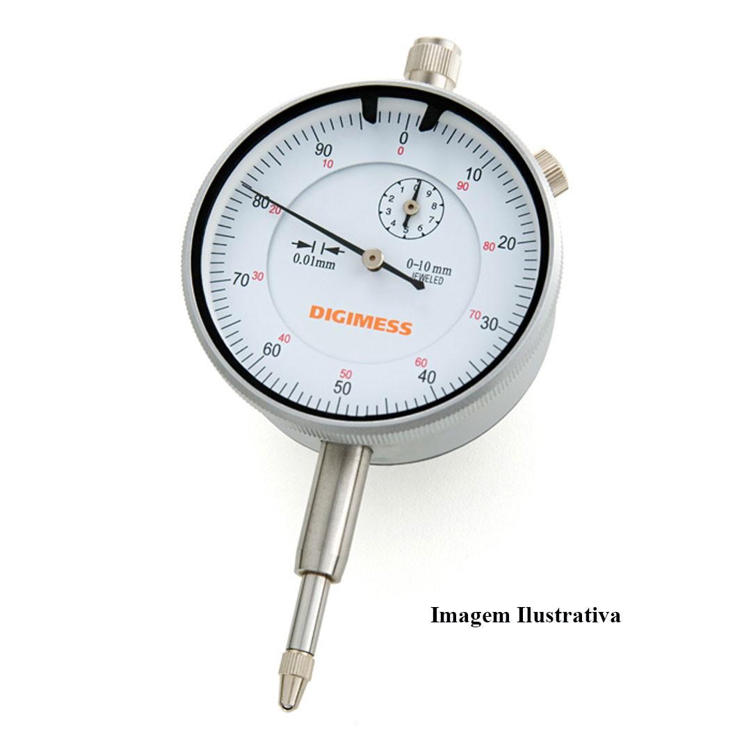 Relógio Comparador Analógico 0 - 30mm DIGIMESS - 121.321
