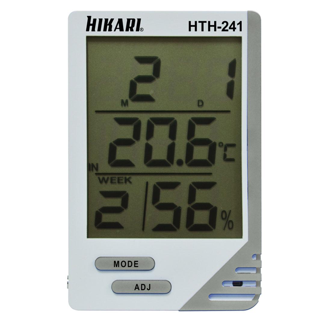 Relogio Termo-Higrometro HIKARI HTH-241