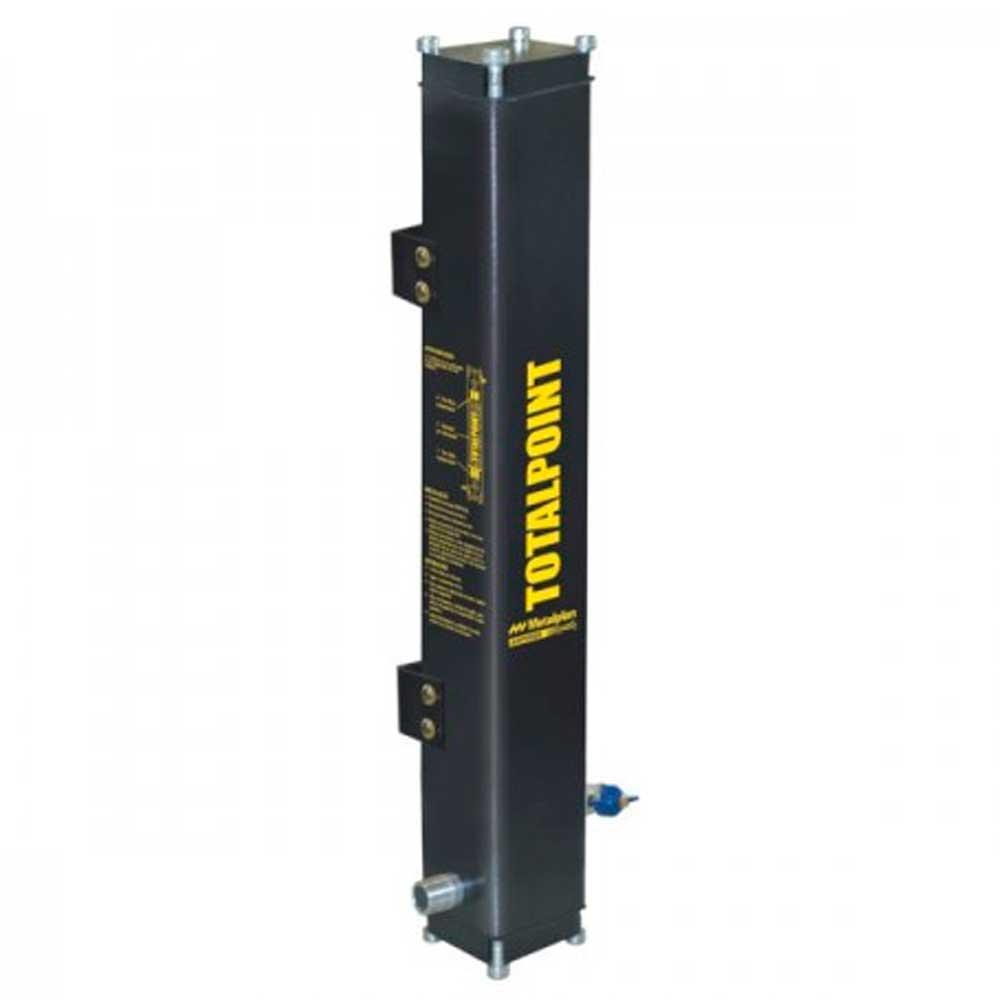 Secador de ar comprimido por absorção para 6 pcm - Total Point - Metalplan