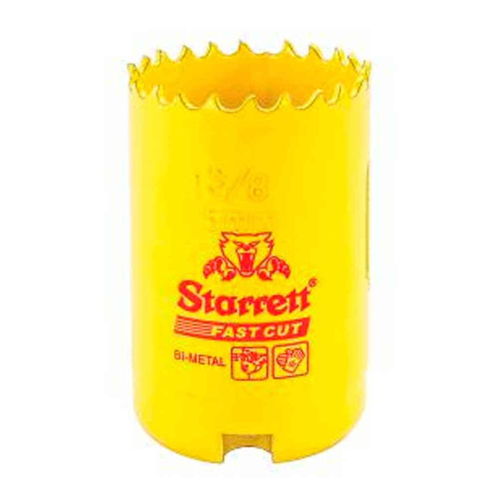 Serra Copo Fast Cut 1.3/8'' 35mm - FCH0138 - STARRETT