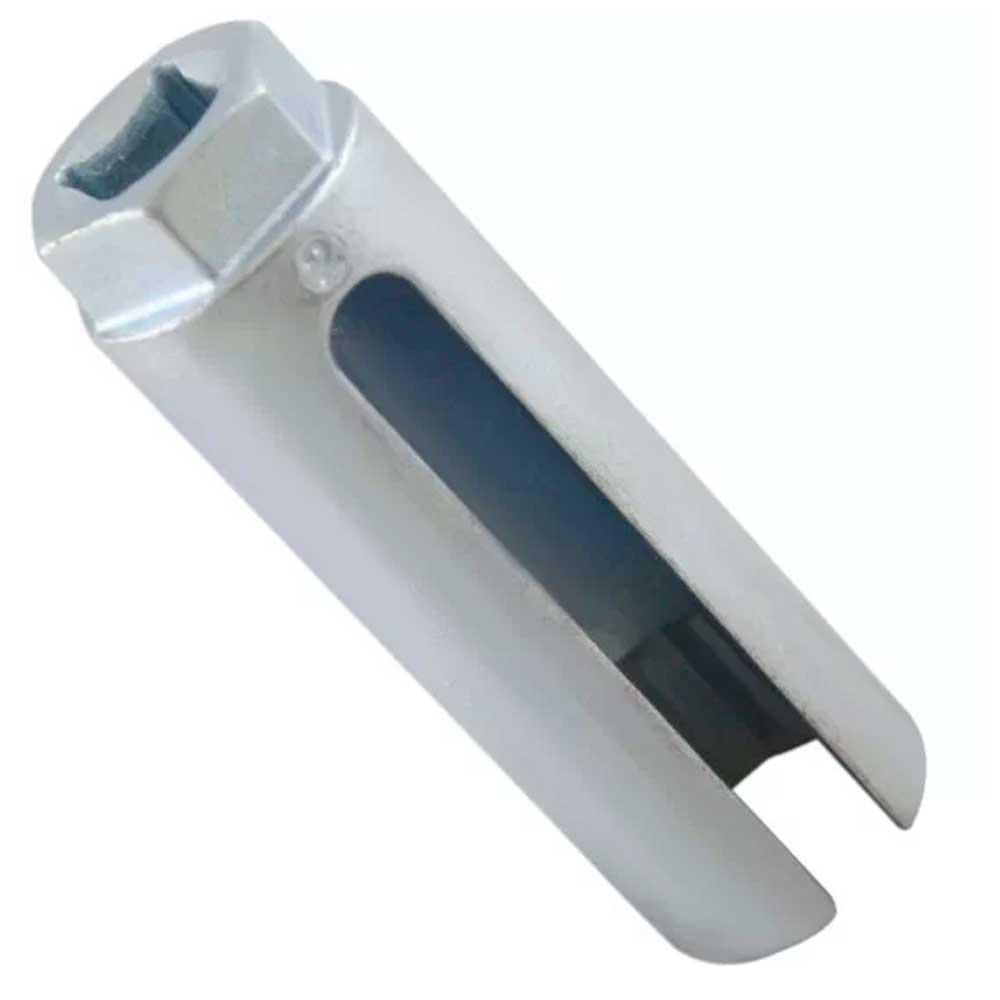 Soquete Estriada de 22mm Aberta para Sonda Lambda-101010 - Raven