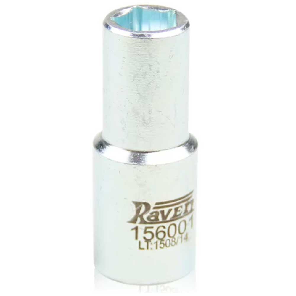 Soquete Pentagonal 14mm 1/2'' para Parafuso das Pinças de Freio da Renault Master  156001- Raven