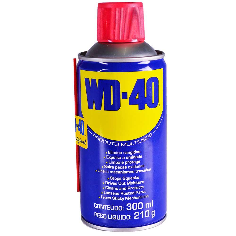 Spray Desengripante Lubrificante 300Ml Wd40