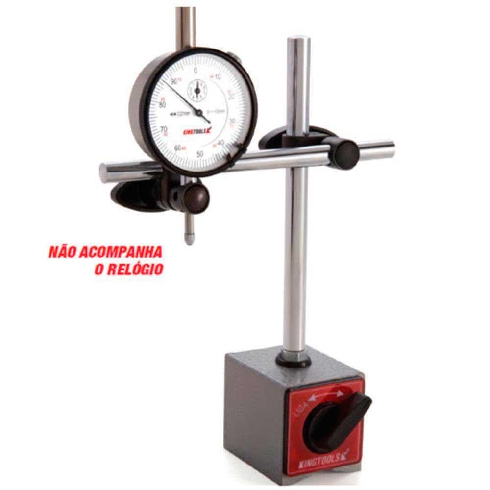 Suporte Magnético Articulado 230mm sem Ajuste Fino - KINGTOOLS-506600