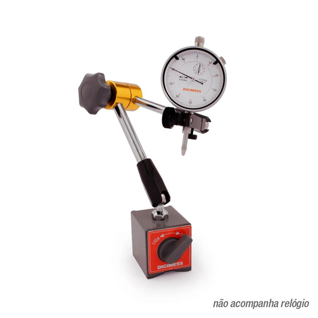 Suporte Magnético Articulado DIGIMESS 270.240B sem Relógio