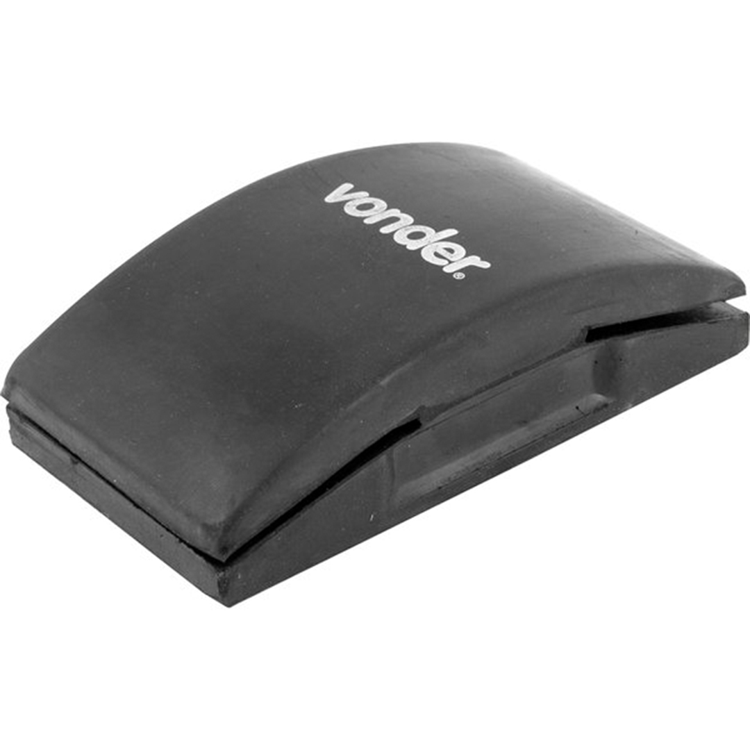 Suporte Manual P/ Lixa 125 X 65mm Vonder - 35 99 125 065