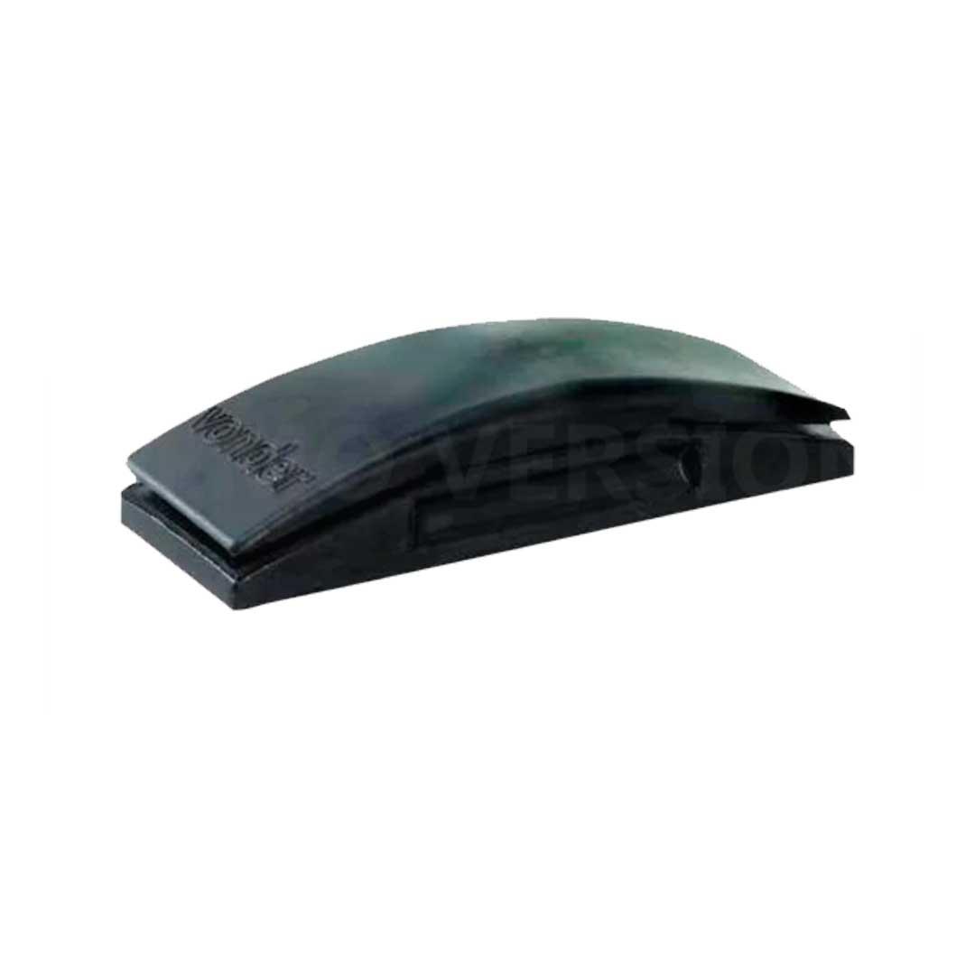 Taco Lixador Pequeno 130X45mm Vonder - 35 99 130 045