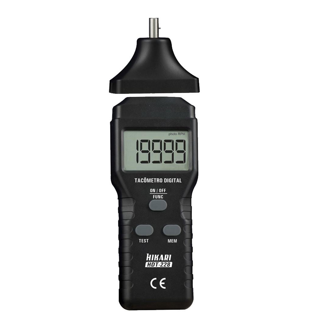 Tacômetro Digital HIKARI HDT-228