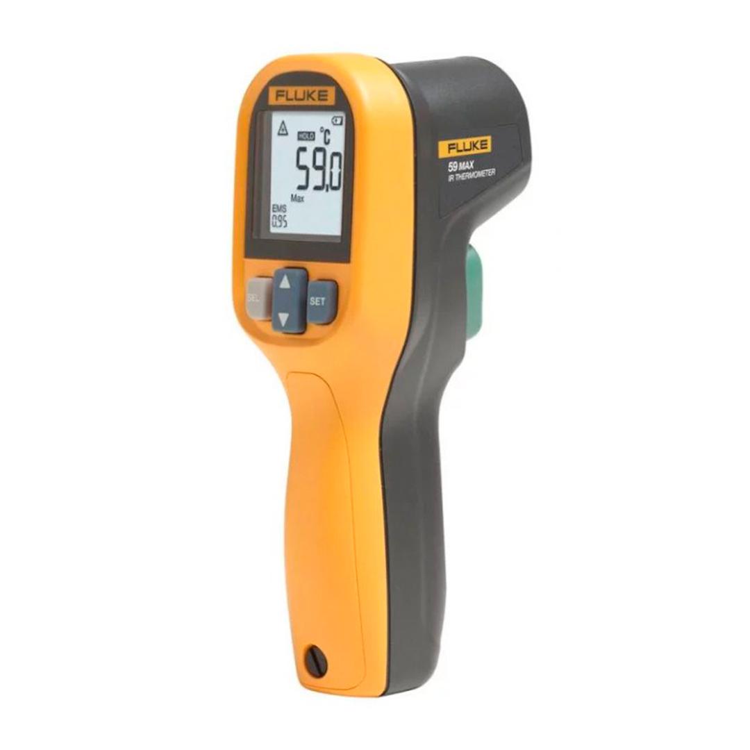 Termometro Digital Infravermelho FLUKE 59 MAX -30 °C A 350 °C - 4325527