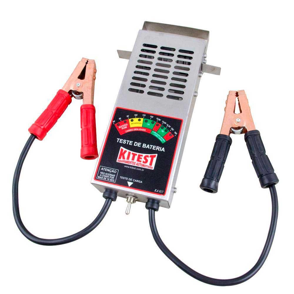 Teste de Bateria Eletrônico 500 Ampéres Ka017 Kitest