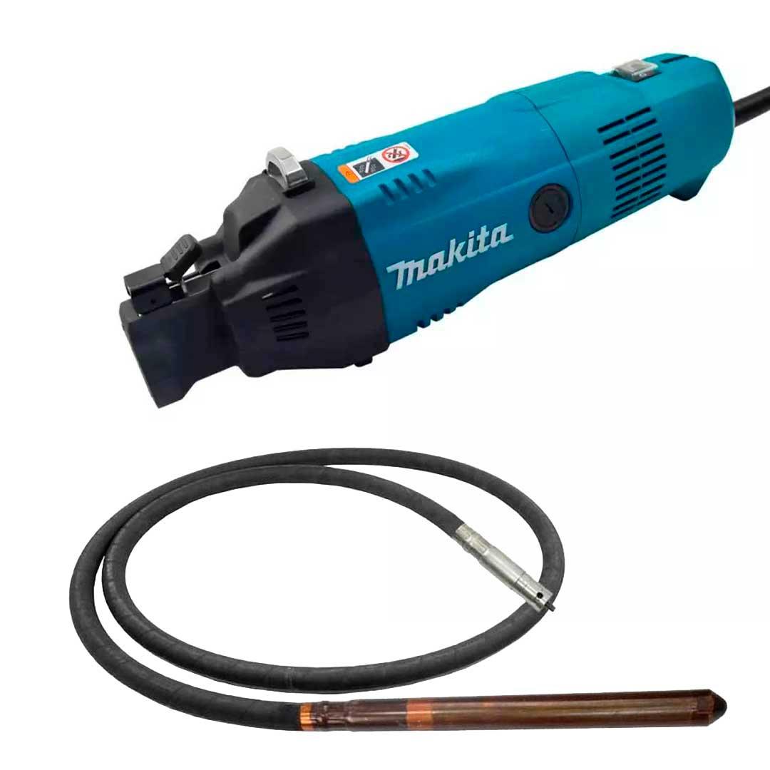 Vibrador Concreto VR1000 2200W (220v) + Mangote 3,5M Makita