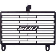 Protetor de Radiador Aço Carbono Honda CBR500 R CBR500R 2016 2017