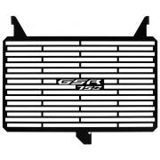 Protetor de Radiador Aço Carbono GSR 750 GSR750 2013/2020