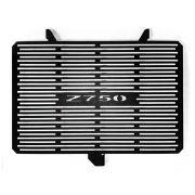 Protetor de Radiador Aço Carbono Z750 Z 750 2008 2009 2010 2011 2012