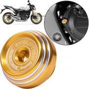 Tampa de Óleo Evolution Esportiva Moto Honda CB600 F Hornet Todas