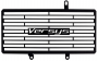 Protetor de Radiador Kawasaki  Versys 1000 2016/2020 Aço Carbono