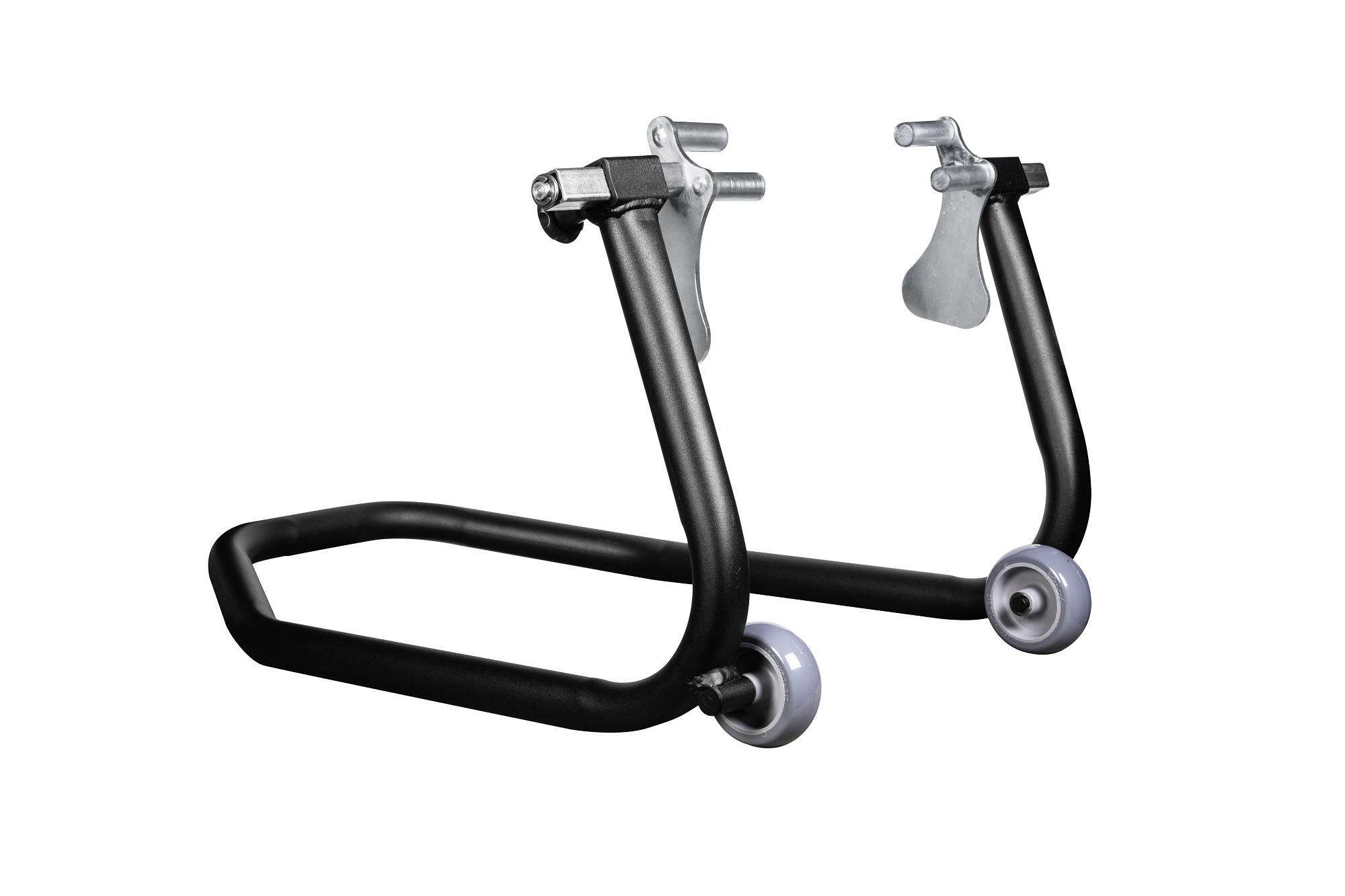 Cavalete Dianteiro Para Moto Evolution Racing Com Regulador de Bengala Preto