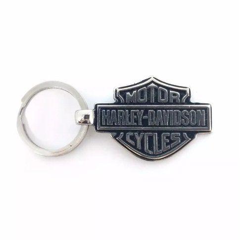 Chaveiro Metal Personalizado Harley Davidson